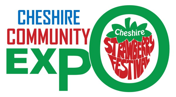 Cheshire community expo logo