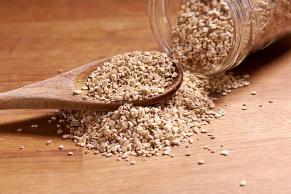 Sous vide oatmeal plain