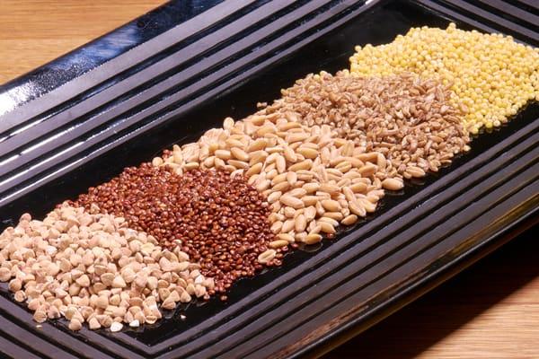 Sous vide grains 1
