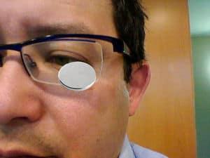 Disc magnet face