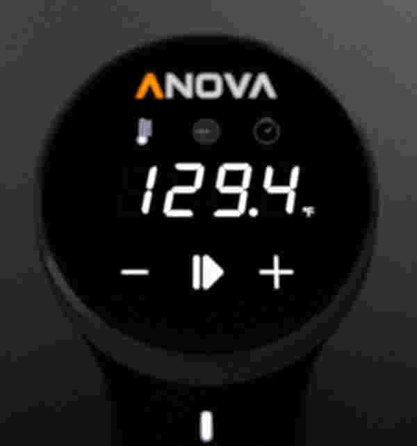 Anova nano display