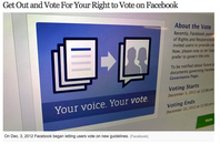Vote on new Facebook Guidelines