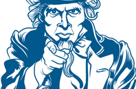 Be Well: Rightsize Me – Uncle Sam at Dinner