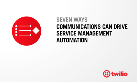 Seven Ways Communication Can Drive Service Management Automation