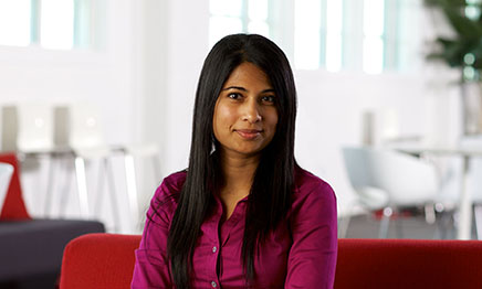 Almitra Karnik, Sr. Product and Solutions Marketing Manager