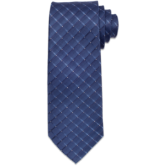 Blue Texture Tie