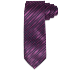 Purple Texture Tie