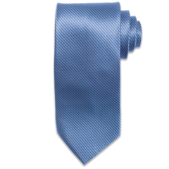 Sky Blue Textured Tie