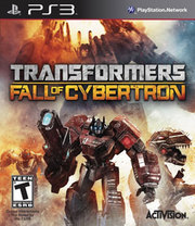 Transformers: Fall of Cybertron para PS3