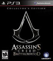 Assassin-s Creed: Brotherhood Collector's Edition