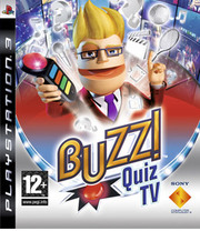 Buzz! Quiz TV para PS3