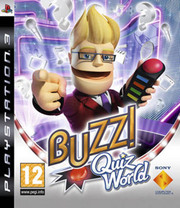 Buzz! Quiz World para PS3
