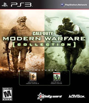 Call of Duty: Modern Warfare Collection para PS3