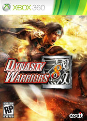 Dynasty Warriors 8 para XBOX 360