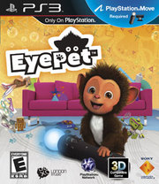 EyePet: Move Edition para PS3