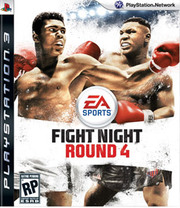Fight Night Round 4 para PS3
