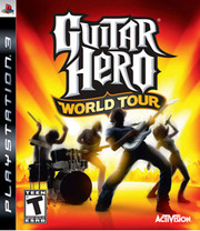 Guitar Hero World Tour para PS3