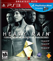 Heavy Rain Director-s Cut para PS3