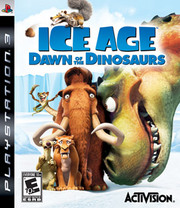 Ice Age: Dawn of the Dinosaurs para PS3