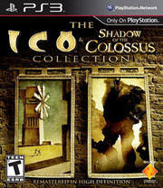 ICO and Shadow of the Colossus Collection para PS3