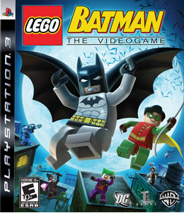 LEGO Batman: The Videogame para PS3