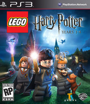 LEGO Harry Potter: Years 1-4 para PS3
