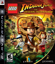 Lego Indiana Jones: The Original Adventures para PS3
