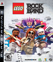 Lego Rock Band para PS3