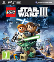 LEGO Star Wars III: The Clone Wars para PS3