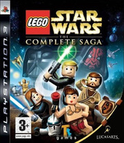 Lego Star Wars: The Complete Saga para PS3