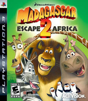 Madagascar: Escape 2 Africa para PS3
