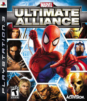Marvel: Ultimate Alliance para PS3