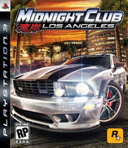 Midnight Club: Los Angeles para PS3