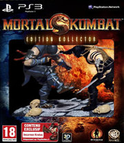 Mortal Kombat Kollector-s Edition para PS3