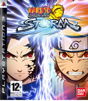 Naruto: Ultimate Ninja Storm para PS3