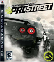 Need for Speed ProStreet para PS3