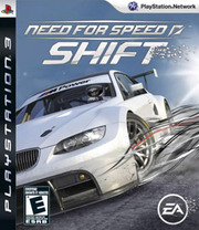 Need for Speed: Shift para PS3