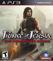 Prince of Persia: The Forgotten Sands para PS3