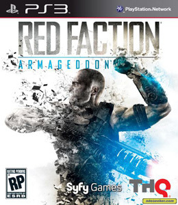 Red Faction: Armageddon para PS3
