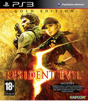 Resident Evil 5: Gold Edition para PS3