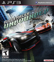 Ridge Racer Unbounded para PS3