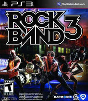 Rock Band 3 para PS3