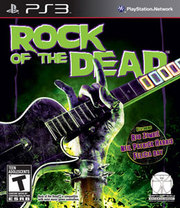 Rock of the Dead para PS3