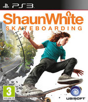 Shaun White Skateboarding para PS3