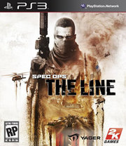 Spec Ops: The Line para PS3
