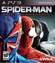 Spider-Man: Shattered Dimensions para PS3