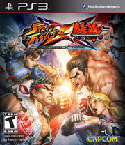 Street Fighter X Tekken para PS3