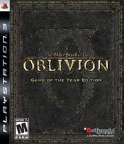 The Elder Scrolls IV: Oblivion - Game of the Year Edition para PS3
