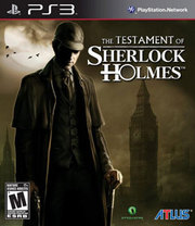 The New Adventures of Sherlock Holmes: The Testament of Sherlock para PS3