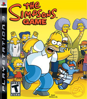 The Simpsons Game para PS3